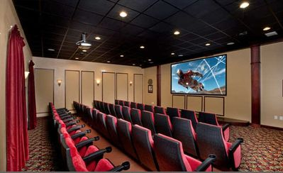 Resort Movie Theater
