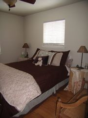 Lake Almanor house photo - Queen Room, With, Views To Cross Country Trails.