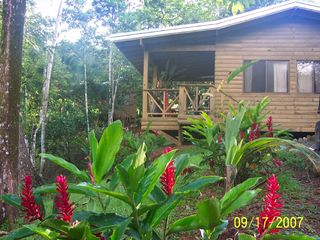 Quepos cabin photo - The Main Cabin