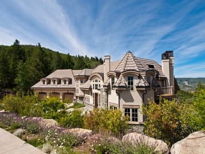 Exquisite 7,800 Sq. Ft., Luxury Cordillera Divide Mountain Mediterranean Estate