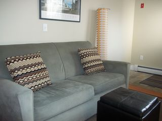 Provincetown condo photo - Sleeper sofa