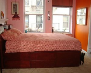 Greenwich Village condo photo - Master Bedroom
