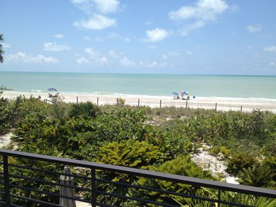 Relax and Enjoy This Beautiful View from the Deck or Living Room or the Beach!