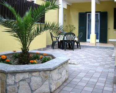 San Giovanni - Esquilino apartment rental - Private garden (reserved to our guests)