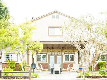 Temecula house rental - View of the front of the house.