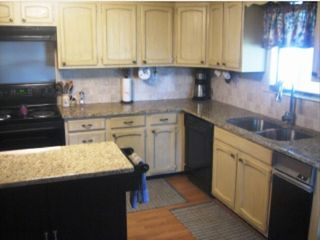 Granite Shoals house photo - Newly remodeled Kitchen with Granite