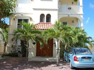Simpson Bay condo photo - Private parking directly in front of building