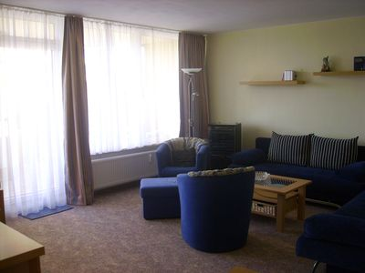 Apartment with the amenities of a hotel operation -renoviert in 2013