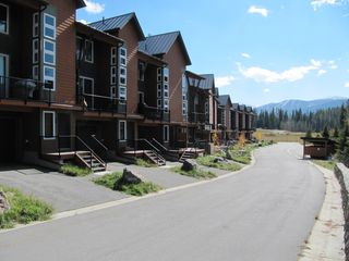 Fraser townhome photo - Only 5 miles to Winter Park Ski Area base