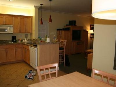 Nassau & Paradise Island condo rental - Kitchen in Phase II decor may vary