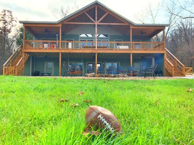 New Luxury Home in Woods w/ Private Access to the Meramec River and Gravel Bar