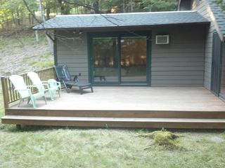 Woodstock cabin photo - Deck