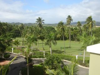 Humacao condo photo - Golf Course Mtn View from Condo