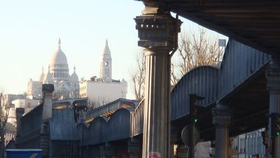 Montmartre at 5 minutes of metro Line 2 (Anvers)