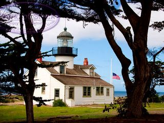 Pacific Grove house photo - Point Pinos Lighthouse