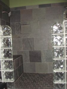 Master Bath One with dual showers