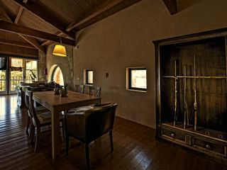 Zamora Province villa photo - The Hunting Lodge: dining room