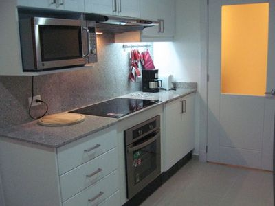 Eat-in Kitchen fully equipped for all you cooking needs