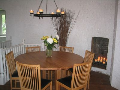 Folkestone castle rental - Dining Area