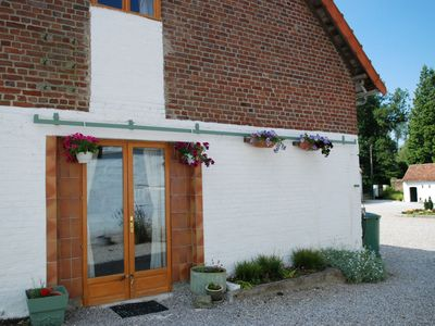 Spacious holiday home in a rural setting, 40 minutes from the beach