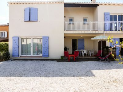 3 rooms flat-  ground floor of a cottage - 300 meters from the sea