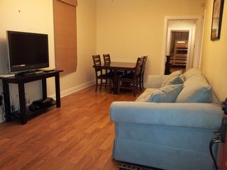 New Orleans house photo - Living room with flat screen TV and PS3 console