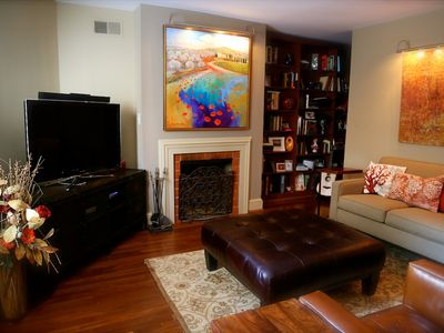 Beautiful Brownstone Home On Capitol Hill Blk From Eastern Mrkt