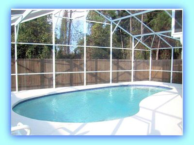 Near Disney -Florida Luxury 3 Bed Villa - with Free WiFi Internet House with character