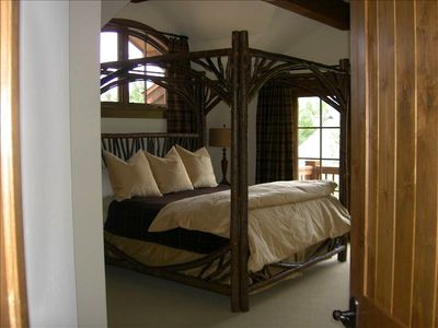Beaver Creek house rental - Master bedroom