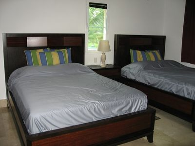 Punta Cana condo rental - Suite 2 - Queen Size