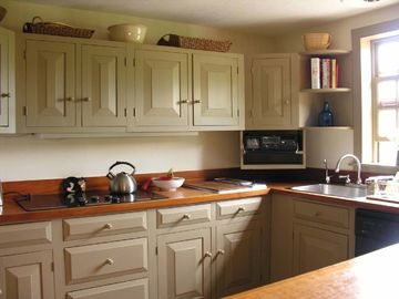 Kitchen fully equipped for any occasion