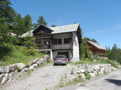 Luxury Chalet 9 persons slopes and 5 minutes from the shops