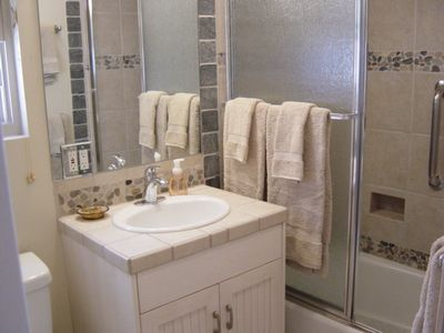 Lower Unit Bathroom