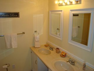 Ruidoso cabin photo - Master Bathroom