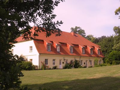 Historical country house 4 bedrooms 8 -10 Fr. Mecklenburg Switzerland top renovated