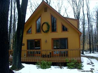 Exterior - Arrowhead Lake chalet vacation rental photo