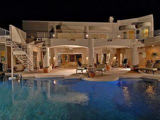 Scottsdale North estate photo - Massive Gas-Heated Pool.