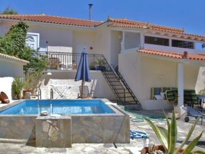 Kyparissia house rental