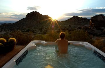 Joshua Tree house rental - Come refresh your spirit!