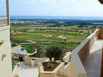 Elea Golf Course near Paphos