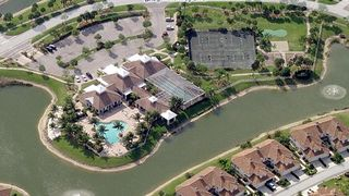Naples condo photo - Bird's Eye View of Living Center Complex