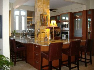 Condado house photo - Fully equipped Gourmet kitchen with granite tops.