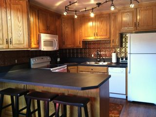 Snowcrest condo photo - Kitchen. Remodeled in 2012.