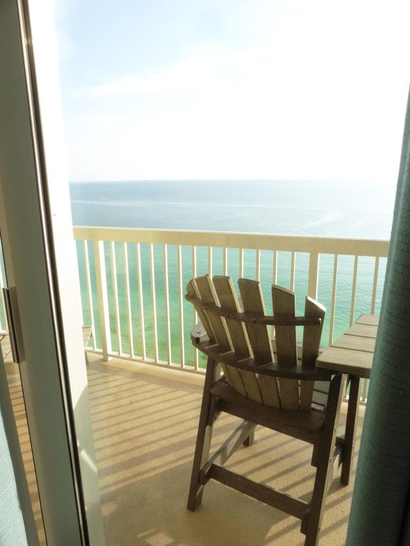 Upscale Condo on the Water with Amazing Views.  Active Military Discount