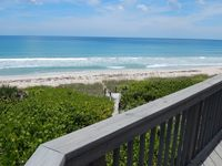 **Oceanfront Beach Home**