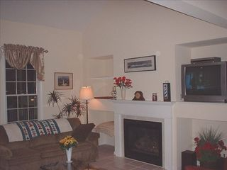 Bethany Beach condo photo - Relax in 2 queen sleep sofas plus two plush chairs
