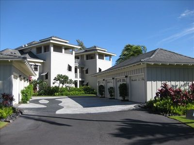 Waikoloa Beach Villas - Bldg P. Quiet/Private, short walk to beach and shopping.