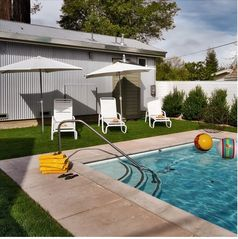 Healdsburg cottage photo - Private Pool
