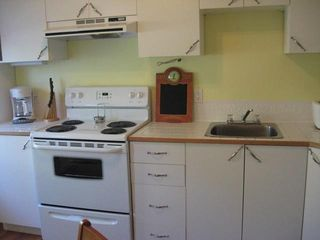 Montreal apartment photo - kitchen, fully equipped