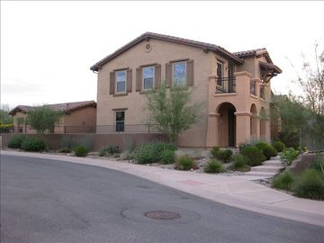 Other Scottsdale Properties townhome rental - Front entry into townhouse